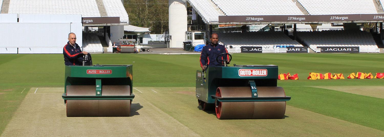 Cricket Roller Range